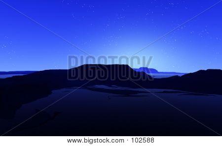 Valleyscape