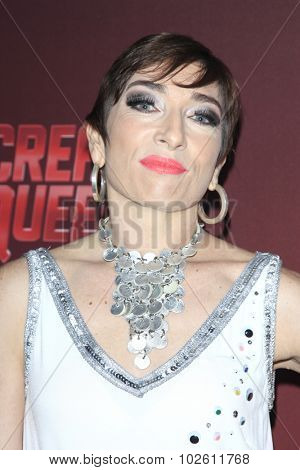 LOS ANGELES - SEP 21:  Naomi Grossman at the Premiere of FOX TV's