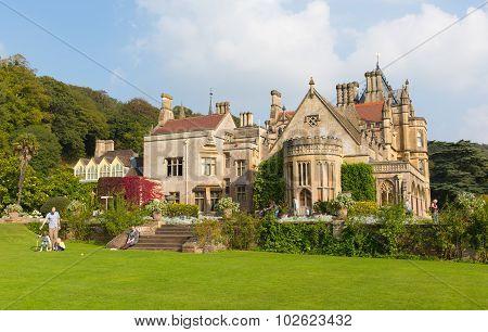 Tyntesfield House near Bristol Somerset England UK
