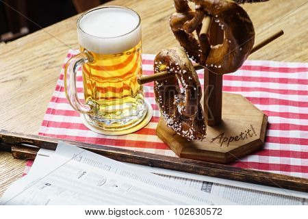 Beer and Pretzel, Oktoberfest