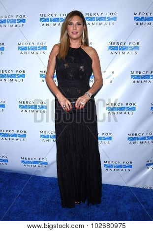 LOS ANGELES - AUG 29:  Daisy Fuentes Mercy for Animals presents 'Hidden Heroes' Gala  on August 29, 2015 in Hollywood, CA
