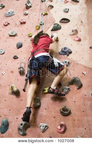 Rock Climbing Series A 6
