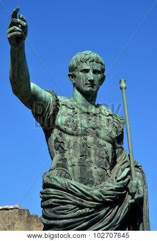 Caesar Augustus The Leader