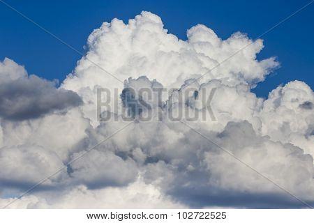 Cloud Baby on sky