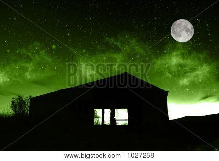 Supernatural Farmhouse