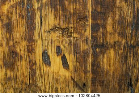 Background Of Old Wood