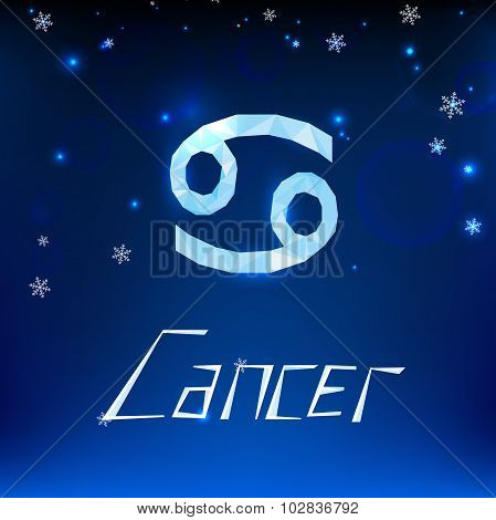 01 Cancer horoscope sign