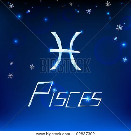 01 Pisces horoscope sign