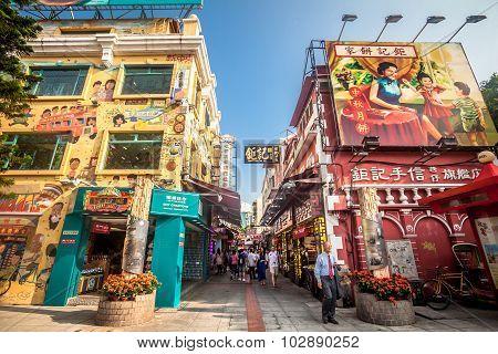 central Macau