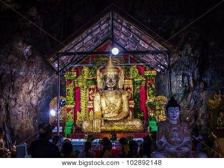 Peik Chin Myaung  holy cave ,Pyin U Lwin ,Myanmar