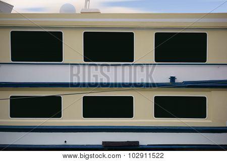 Passenger Ship Detail