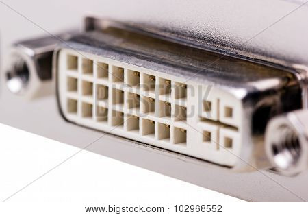 Electronic Collection - Dvi Connector