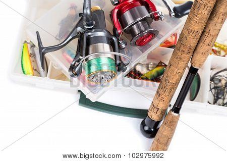 Fishing Tackles, Fishing Lure And Fishing Bait