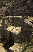 Machu Picchu Fountains