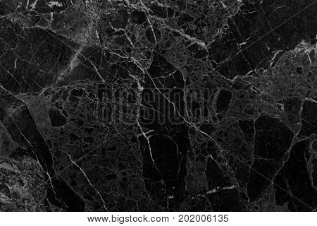 Black marble texture background. ( High Res.)