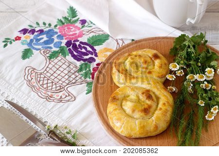 Traditional Homemade Romanian And Moldovan Pies - Saralie.