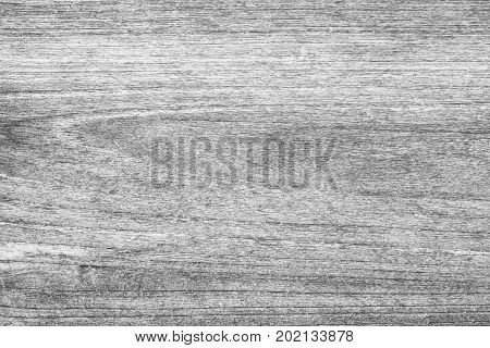 Abstract Rustic Surface Dark Wood Table Texture Background. Close Up Rustic Dark Wall Made Of White