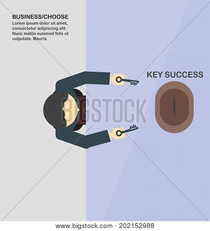 Choose The Key For Team Success.