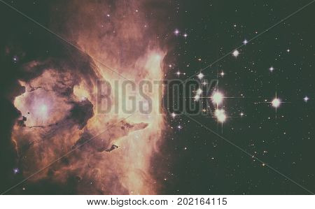 Ngc 6357 Is A Diffuse Nebula In The Constellation Scorpius.