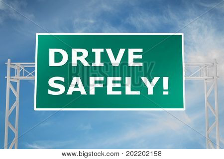 Drive Safely! Concept