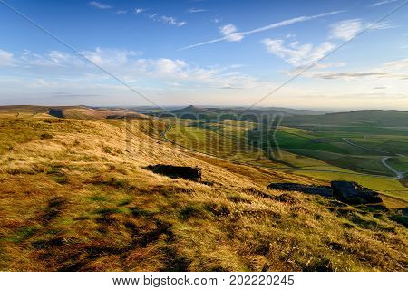 Shining Tor In The Peak District