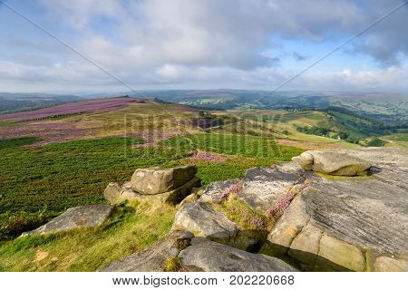 Summer On Higger Tor