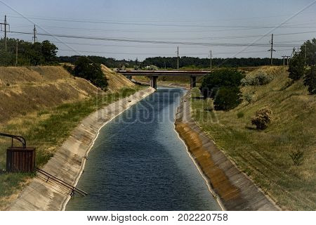 Water Supply Channel
