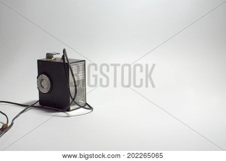 Vintage Electronic Pulse Camera Flash With Hot Shoe