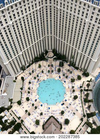 Paris, Las Vegas Hotel