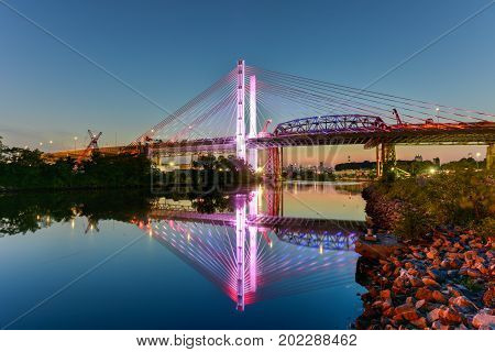 Kosciuszko Bridge - New York City