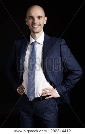 Cheerful Man