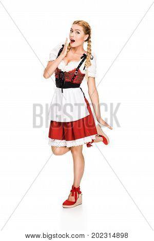 Attractive German Girl