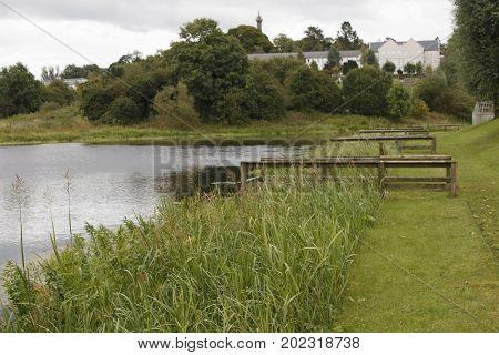 Lough Erne Queen Elizabeth 2 Road Enniskillen County Fermanagh Northern Ireland