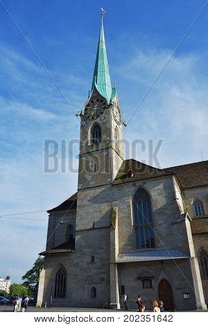 Zurich Historical Centre, Switzerland