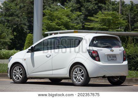 Private Car, Chevrolet Sonic.