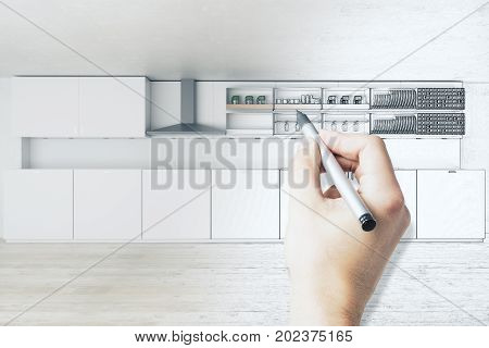 Kitchen Project Concept