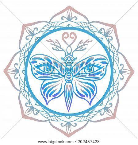 Crescent Lotus Dragonfly Sketch_15.eps