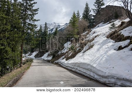 Vanoise National Park is a French national park between the Tarentaise and Maurienne valleys in the French Alps containing the Vanoise massif
