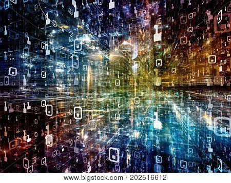Metaphorical Digital Space