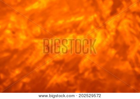 abstract lava eruption blurred background orange abstract background