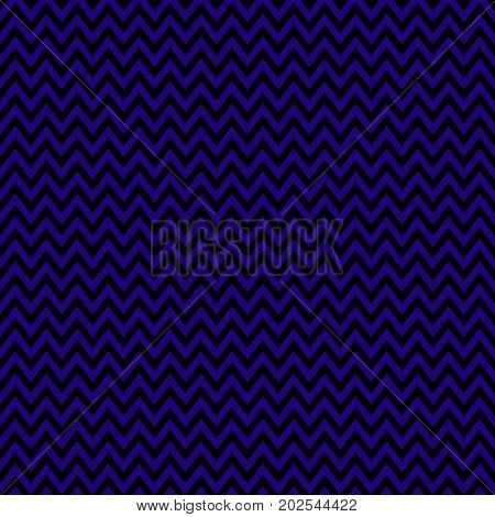 Chevron Seamless Pattern for Halloween. Traditional holiday colors, deep purple and black. Vector illustration. crapbooking paper, textile and decorative background.