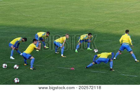Fifa World Cup 2018 Ukraine Vs Turkey, Pre-match