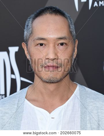 LOS ANGELES - AUG 28:  Ken Leung arrives for the Marvel's