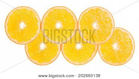 Orange Slices For Garnish