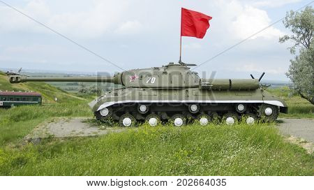 The Tank. Tank. The Militatank. The Military Monument, The Tank Which Visited Fight