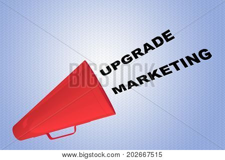 Upgrade Marketing Concept