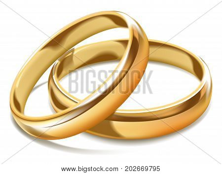 Gold Shiny Simple Vector Photo Free Trial Bigstock