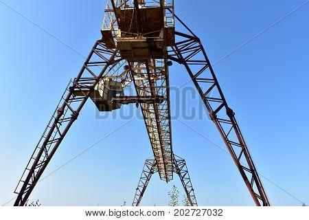 production gantry crane is always in demand at factories