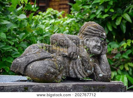 God Statue In Bali, Indonesia