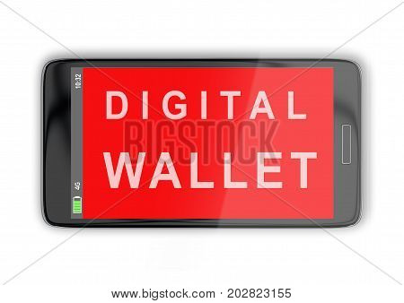 Digital Wallet Concept